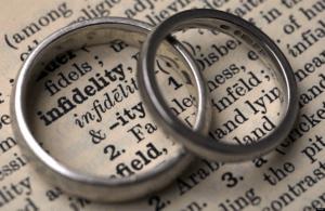 wedding infidelity
