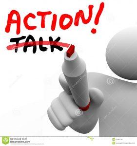 action-vs-talk
