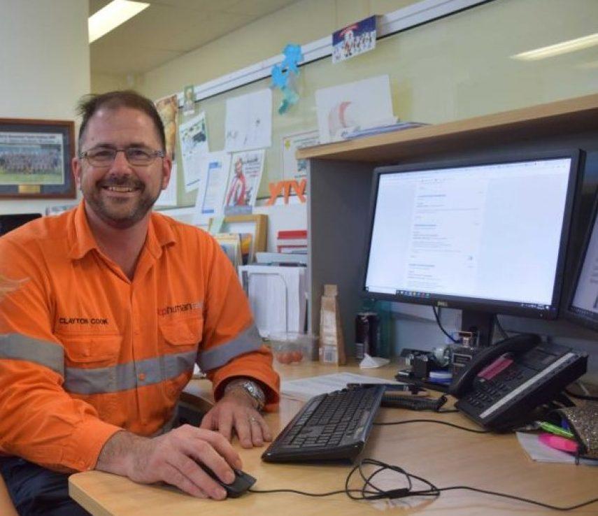 CLayton Cook Mining