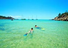 Magnetic Island, Snorkeling (2)